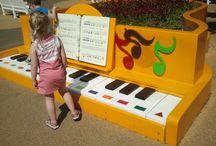 Tuin |  Inspiratie speelplekken KDV, scholen etc