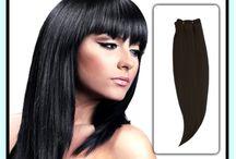 Malaysian Remy Hair / Premium Malaysian hair extensions & hair weaves.  Real human hair