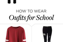 outfit/nails for teen
