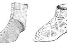 Medieval Shoes - web findings / Collection of medieval shoes. Sources, Findings, Recreations