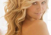 nuanțe de blond