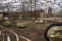 Abandoned Amusement Parks & Places / My muse