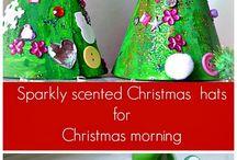 Pomysły na ozdoby bożonarodzeniowe / ideas for Christmas / pomysły na ręczne ozdoby