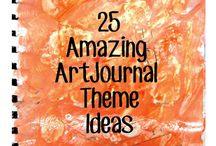Journaling / art and writing diaries