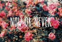 now/never?