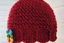 crochet hat cap