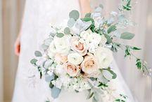 Wedding flowers / Ideoita hääkukkiin