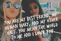 'Friendship quotes'