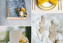 Look book - Yellow and white