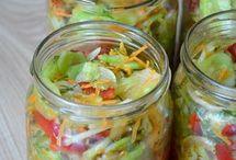 salatka zaprawy
