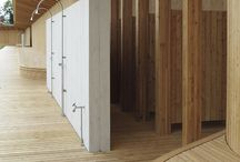 Architecture - Wood Buildings