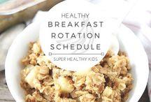 Recipes Breakfast ideas