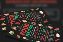 Food Festival design