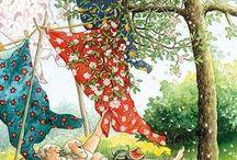 Inge Look ilustrações