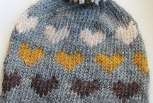 wool: czapki wełniane / czapki wełniane, rękodzieło