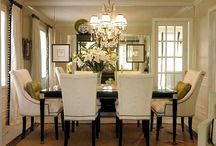 Dining Rooms. / by Christina Smiley