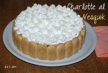 Charlotte al nesquik / Catalogato in torta al cioccolato