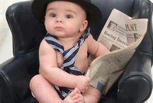 seção de fotos bebê