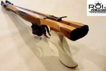 Wood speargun by Phoseidon Spearfish
