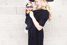 Baby-Wearing Halloween