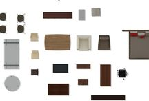 Texture and Floor Plan Kit Compilation