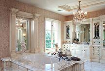 Bathroom / by Marjorie Lamantia