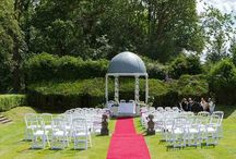 Stone Temples For Weddings and Garden Parties
