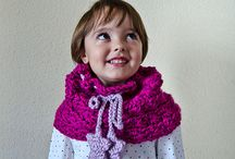 Crochet - Cowl, Cape, Poncho and Scarf Patterns / by Jacque St.Clair