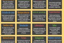 DIY-Educación / Temas sobre educación, proceso enseñanza - aprendizaje. Marketing de contenidos