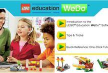 Lego Robots / Lego Wedo and Lego Mindstorms