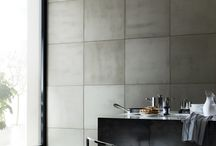 Concrete, Stone & Cement Tiles / Concrete tiles and concrete-effect tiles