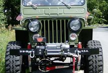 jeep Ford/Willys