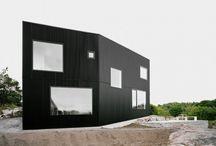 Steel facades