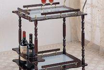Furniture - Storage Carts
