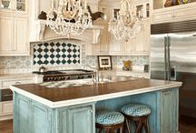 Kitchen Design / Kitchen design inspiration and ideas / by Cindy Wimmer