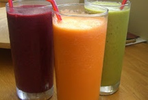 juicing/smoothies / by Roza Vickers