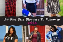 Plus Size Bloggers / by Alissa Wilson