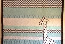 Boys baby quilts