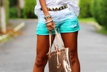 Summer Style / Fashion for the girl that loves warm weather / by Emily Dorough