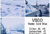 VSCO Themes