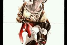 Batman/Harley Quinn/Joker