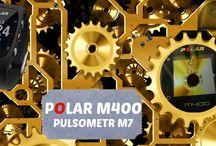 Polar M400 testy / Mój trzyczęściowy test zegarka Polar M400 wraz z pasem pulsometru