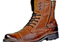 Zeke Ankle Length Winter Leather Boot