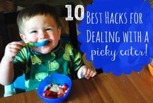 No More Picky Eaters / by Laura Fuentes/ MOMables.com