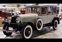 Cars of the twenties