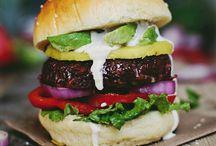 Veggies / Burger