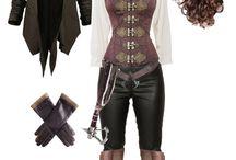 Piratinnen-Outfit