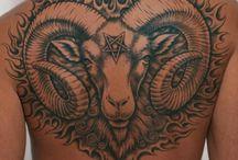 moje tetovania