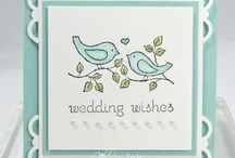 Stampin up wedding day