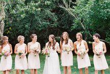 Bridesmaid Dresses / Bridesmaid Dresses, Bridesmaid Fashion, Wedding Party Fashion, Wedding Party Dresses